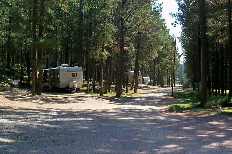 Big Pine Campground Photos